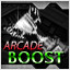 Arcade-BOOST COMPLETE in Crimzon Clover WORLD IGNITION
