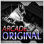 Arcade-ORIGINAL COMPLETE in Crimzon Clover WORLD IGNITION