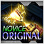 Novice-ORIGINAL TRUE COMPLETE in Crimzon Clover WORLD IGNITION