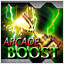Arcade-BOOST TRUE COMPLETE in Crimzon Clover WORLD IGNITION