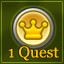 First Quest in QuestRun