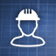 Worker in Construction Simulator 2015