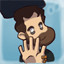 Huzzah let's hope far away in Deponia: The Complete Journey