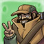 Bozo is back! in Deponia: The Complete Journey