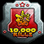 Kill 10,000 Monsters in Sweezy Gunner