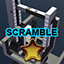Scramble - Gold in Terrorhedron