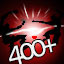 400 kill in Legends of Persia