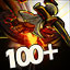 100 destruction in Legends of Persia