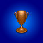 Rookie Hero Campaign Trophy in Chicken Invaders 4