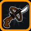 Weapon Unlocked: Crossbow! in Vertical Drop Heroes HD