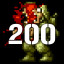 200 TOMBS in Metal Slug X
