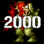 2000 TOMBS in Metal Slug X