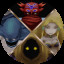 Defeated Elemental Archfiends in Final Fantasy IV