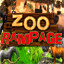 Feeding Time in Zoo Rampage