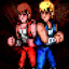 SOCIAL TIME in Double Dragon Trilogy