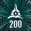 Reach 200 in The Collider