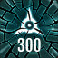 Reach 300 in The Collider