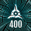 Reach 400 in The Collider
