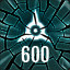 Reach 600 in The Collider