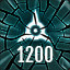 Reach 1200 in The Collider