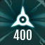 Perfect 400 in The Collider
