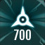Perfect 700 in The Collider