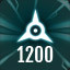 Perfect 1200 in The Collider