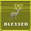 Blessed Soul in The Deer God