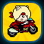 Biker in NekoChan Hero - Collection