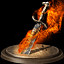 Chaos Weapon in DARK SOULS: Prepare To Die Edition