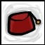Judas's Fez in The Binding of Isaac