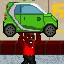 Fuel Efficient Smack Down in Fist Puncher