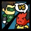 In Brightest Day in Scribblenauts Unmasked: A DC Comics Adventure