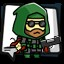 Crafty in Scribblenauts Unmasked: A DC Comics Adventure