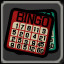 Bingo was his name... Oh in The Four Kings Casino and Slots