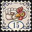 Fight Cluck in Fable Anniversary