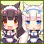First time running the game. in NEKOPARA Vol. 1