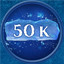 50,000 Point Game in Frozen Free Fall: Snowball Fight