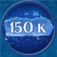 150,000 point game in Frozen Free Fall: Snowball Fight