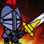 Armoured Swordsmen unlocked in Battle for Blood - Epic battles within 30 seconds!