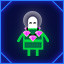 Dressed to the Nines in Lovers in a Dangerous Spacetime
