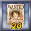 My bounty is 400 million Beli?! in One Piece Pirate Warriors 3