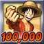 I'll take you all on! Even tens of thousands of 'ya! in One Piece Pirate Warriors 3