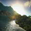Welcome to Panau in Just Cause 2: Multiplayer Mod