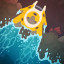 It's Only A Flesh Wound in PixelJunk™ Shooter Ultimate