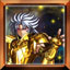 I'll Fight Until Someone Stops Me! in Saint Seiya: Soldiers' Soul