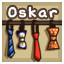 Oskar's Ties in The Purring Quest