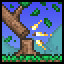 Timber!! in Terraria