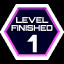 Level 1 Finished in Tachyon Project