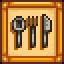 Cook in Stardew Valley
